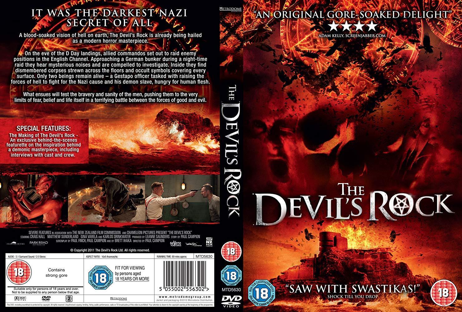 مشاهدة فيلم The Devils Rock 2011 HD مترجم كامل اون لاين