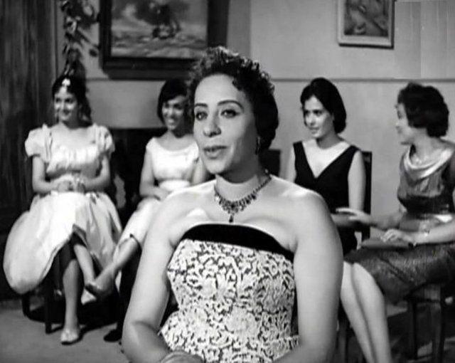 مشاهدة فيلم اعز الحبايب 1961 DVD يوتيوب اون لاين