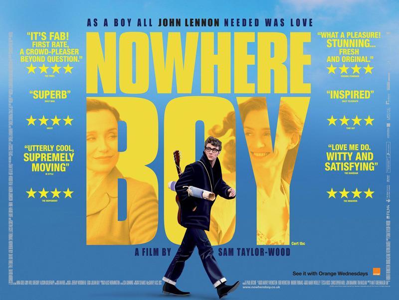 مشاهدة فيلم Nowhere Boy 2009 HD مترجم كامل اون لاين