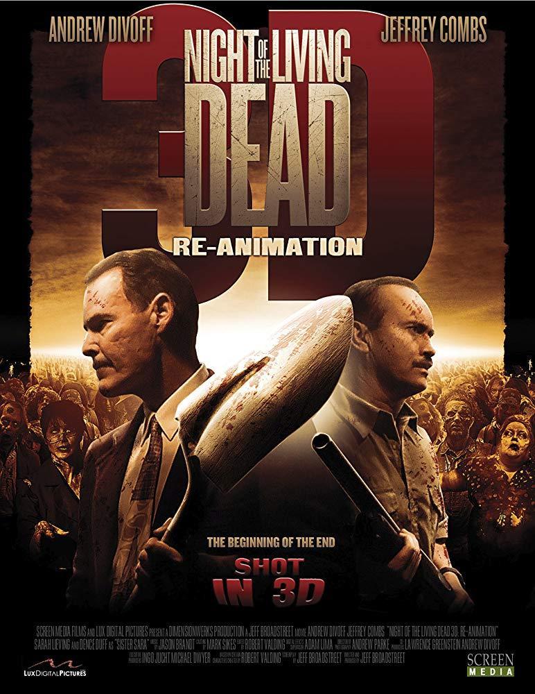 مشاهدة فيلم Night Of The Living Dead 3D Re Animation 2012 HD مترجم كامل اون لاين