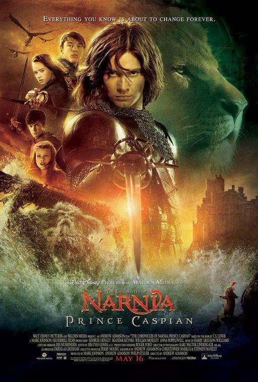 مشاهدة فيلم The Chronicles Of Narnia Prince Caspian 2008 HD مترجم كامل اون لاين