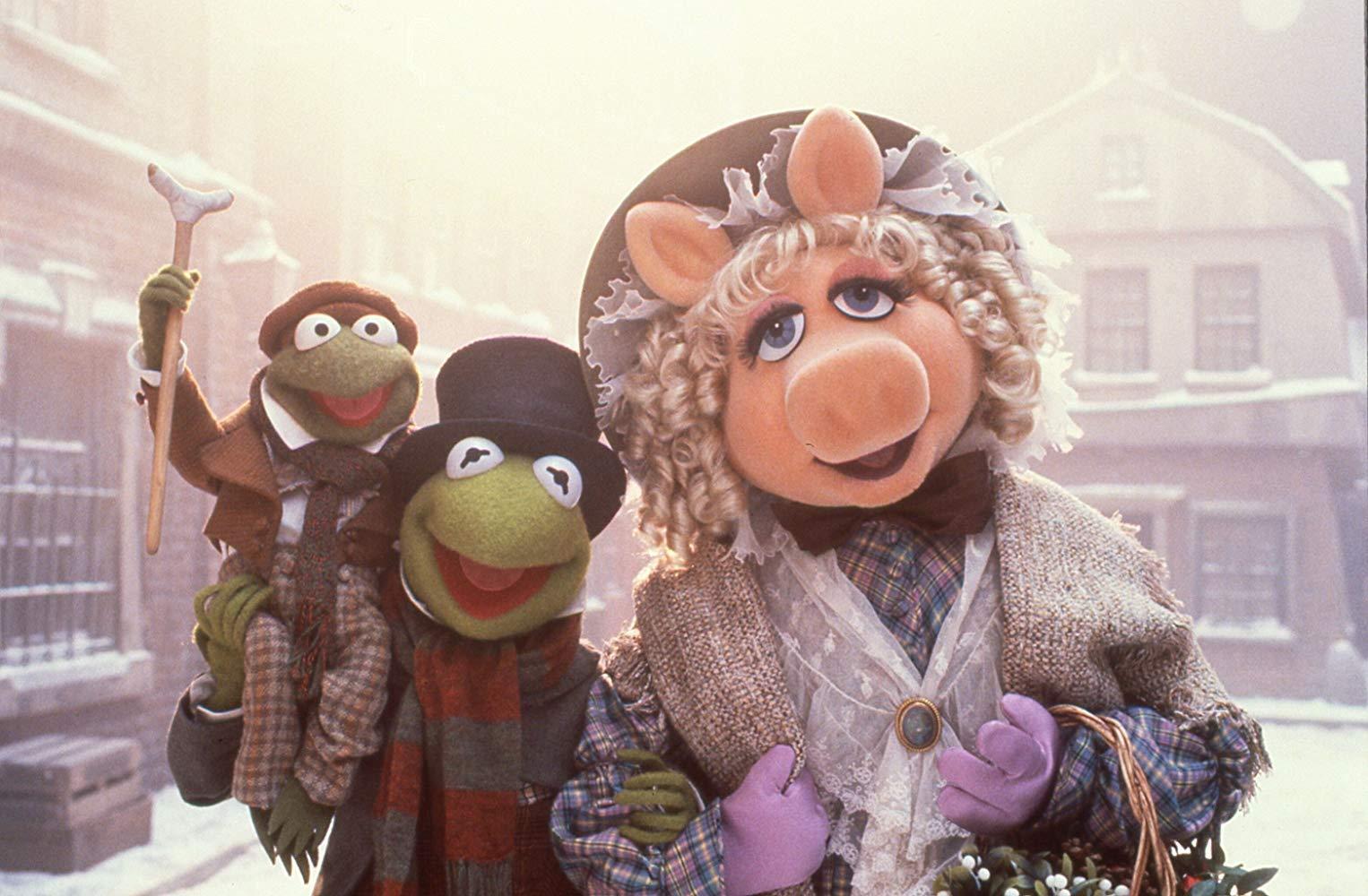 مشاهدة فيلم The Muppet Christmas Carol 1992 HD مترجم كامل اون لاين