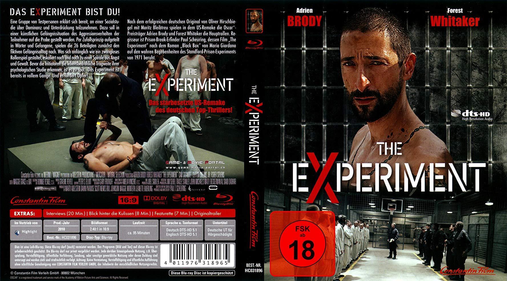 مشاهدة فيلم The Experiment 2010 HD مترجم كامل اون لاين