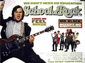 مشاهدة فيلم School Of Rock 2003 HD مترجم كامل اون لاين