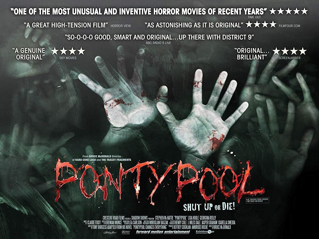 مشاهدة فيلم Pontypool 2008 HD مترجم كامل اون لاين