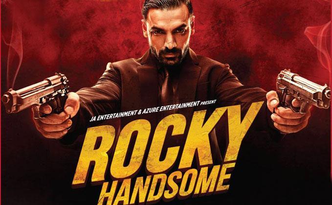 مشاهدة فيلم Rocky Handsome 2016 HD مترجم كامل اون لاين