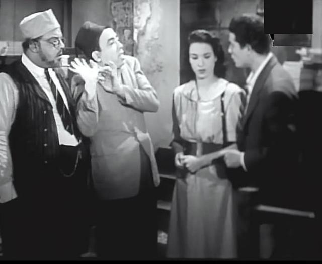 مشاهدة فيلم عفريت عم عبده 1953 DVD يوتيوب اون لاين