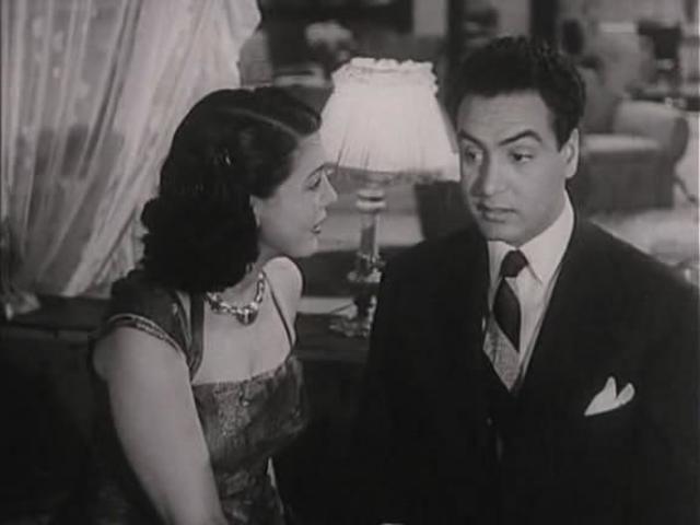 مشاهدة فيلم غرام راقصة 1950 DVD يوتيوب اون لاين