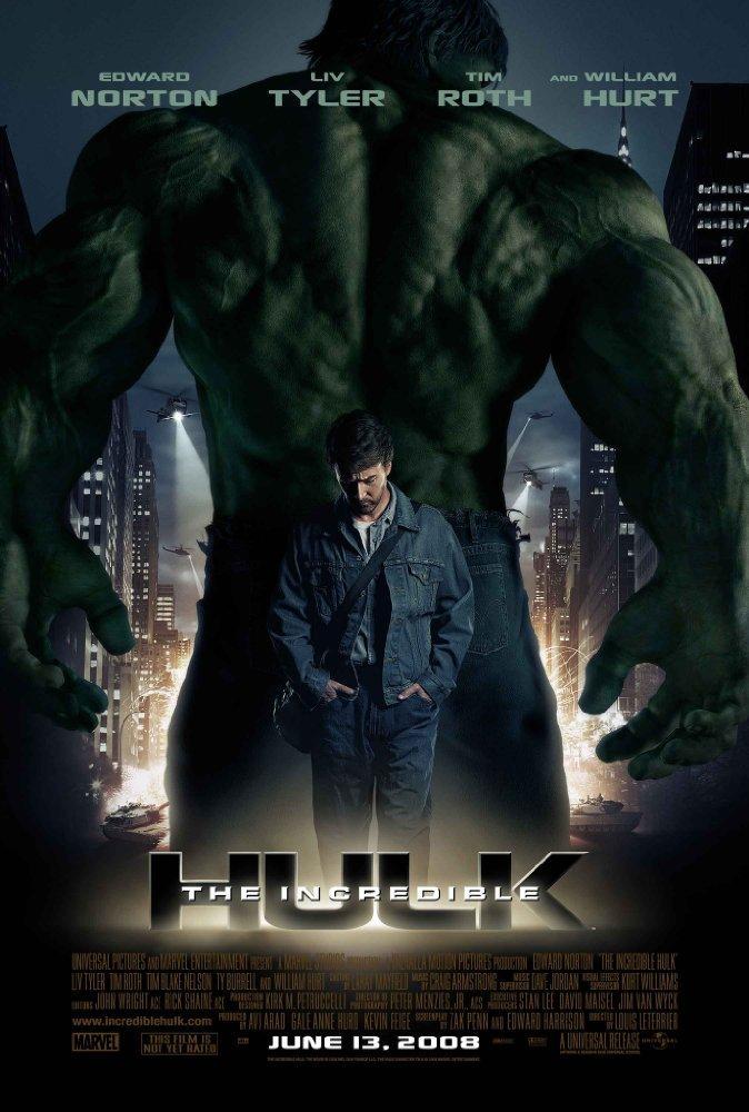 مشاهدة فيلم The Incredible Hulk HD مترجم كامل اون لاين