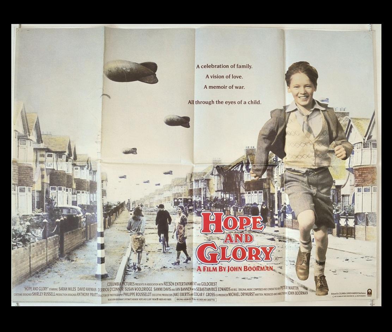 مشاهدة فيلم Hope And Glory 1987 HD مترجم كامل اون لاين