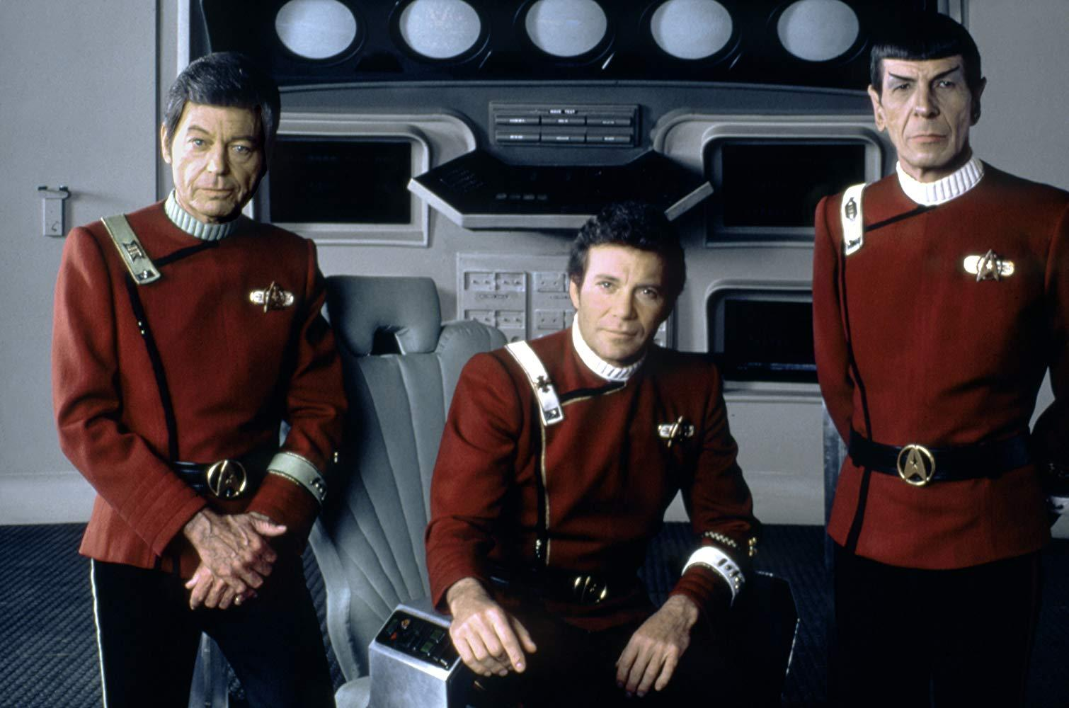 مشاهدة فيلم Star Trek II The Wrath Of Khan 1982 HD مترجم كامل اون لاين