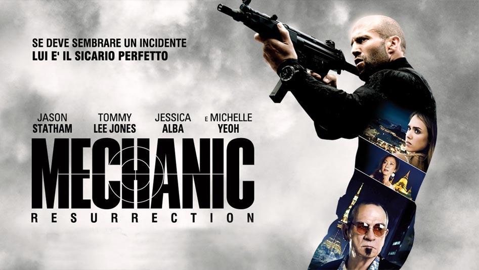 مشاهدة فيلم Mechanic Resurrection 2016 HD مترجم كامل اون لاين