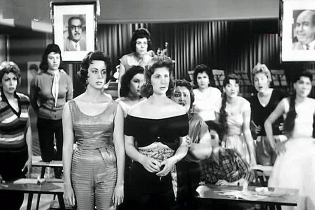 مشاهدة فيلم شارع الحب 1958 DVD يوتيوب اون لاين