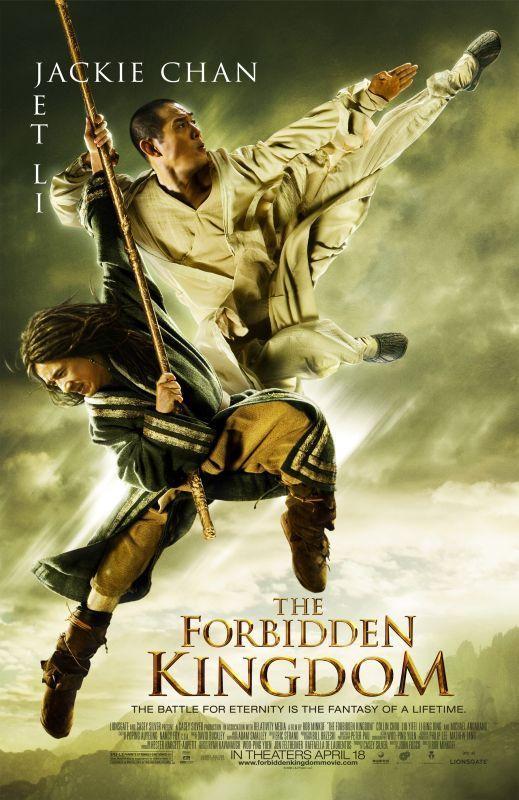 مشاهدة فيلم The Forbidden Kingdom 2008 HD مترجم كامل اون لاين