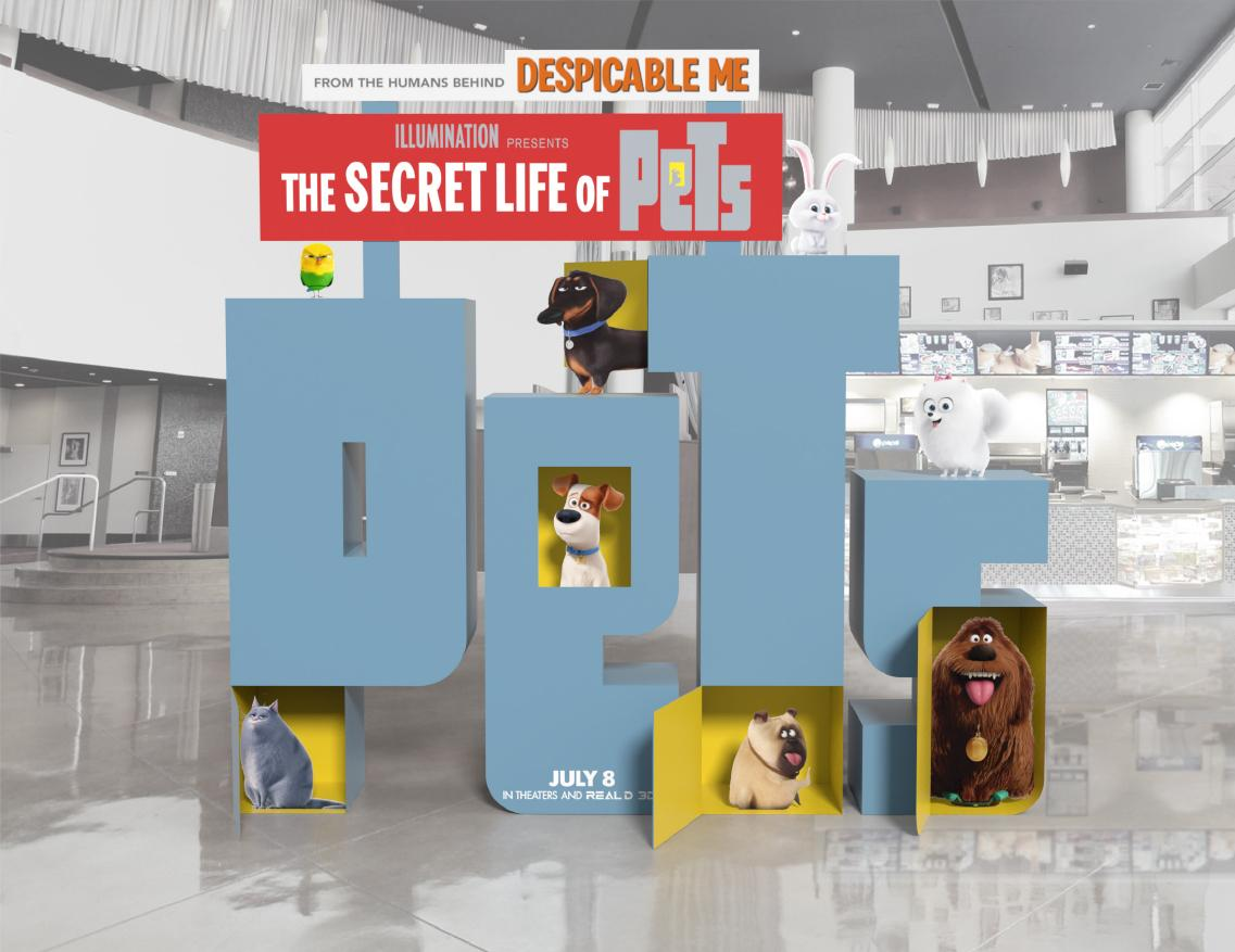 مشاهدة فيلم The Secret Life of Pets 2016 HD مترجم كامل اون لاين