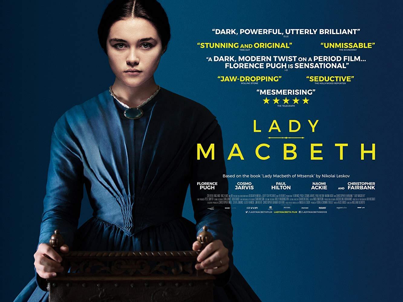 مشاهدة فيلم Lady Macbeth 2017 HD مترجم كامل اون لاين