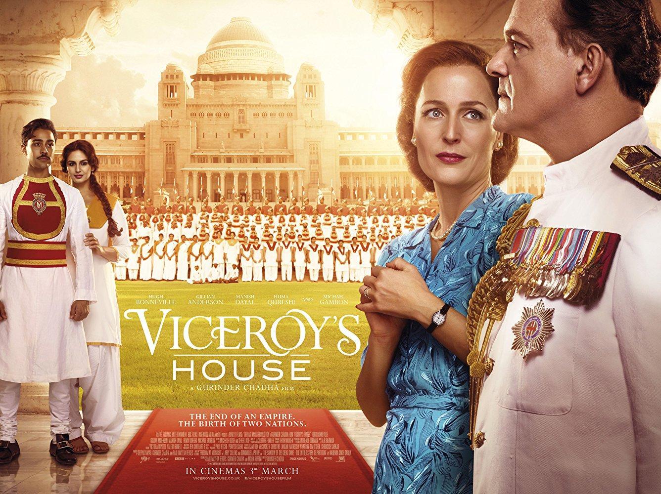مشاهدة فيلم Viceroy's House 2017 HD مترجم كامل اون لاين