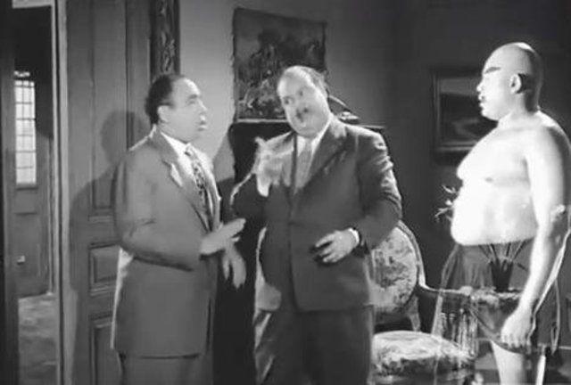 مشاهدة فيلم اسماعيل يس في الفانوس السحري 1960 DVD يوتيوب اون لاين
