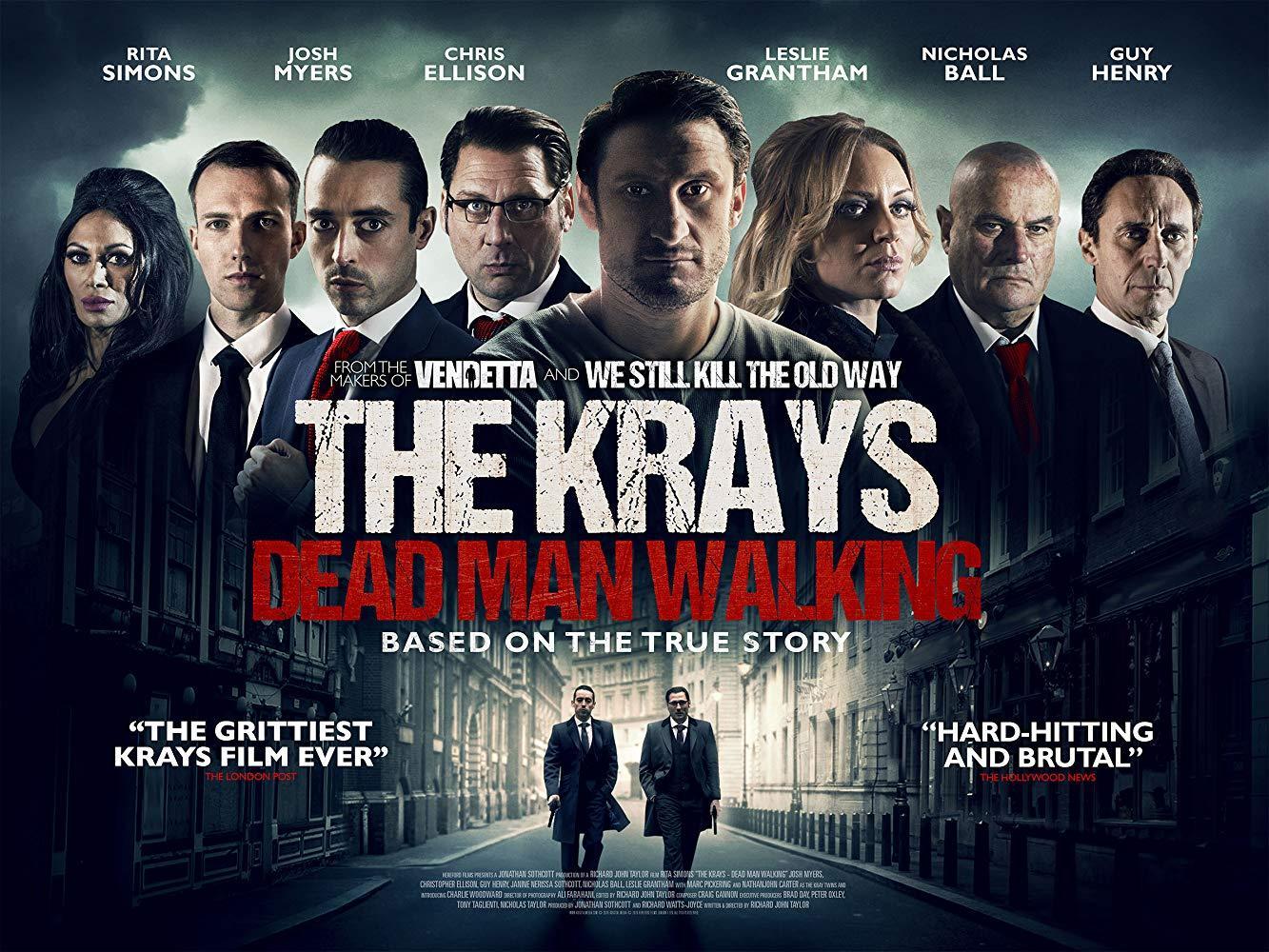 مشاهدة فيلم The Krays Dead Man Walking 2018 HD مترجم كامل اون لاين