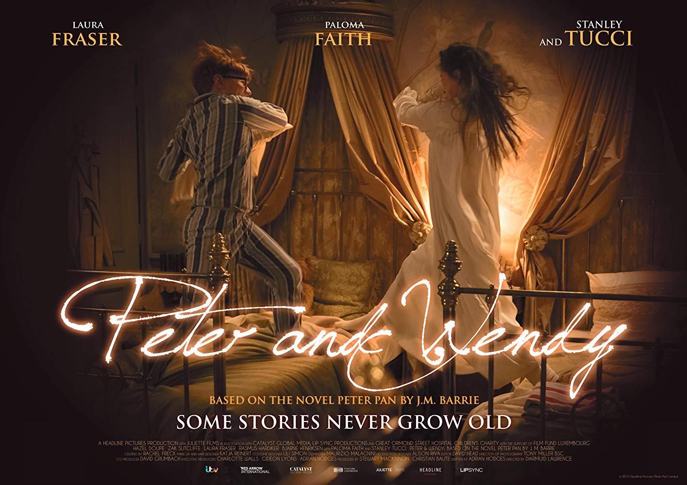 مشاهدة فيلم Peter And Wendy 2015 HD مترجم كامل اون لاين