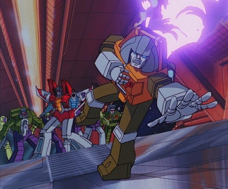 مشاهدة فيلم The Transformers The Movie 1986 HD مترجم كامل اون لاين