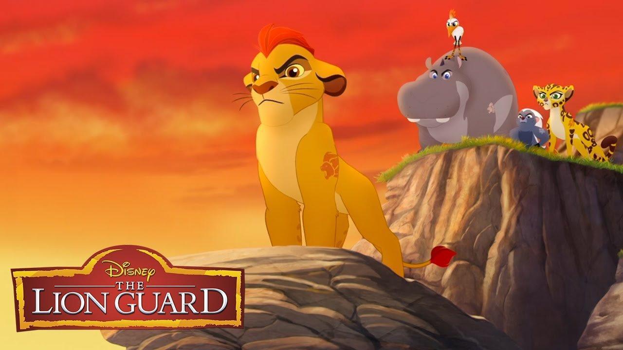 مشاهدة فيلم The Lion Guard: Return of the Roar 2015 HD مترجم كامل اون لاين