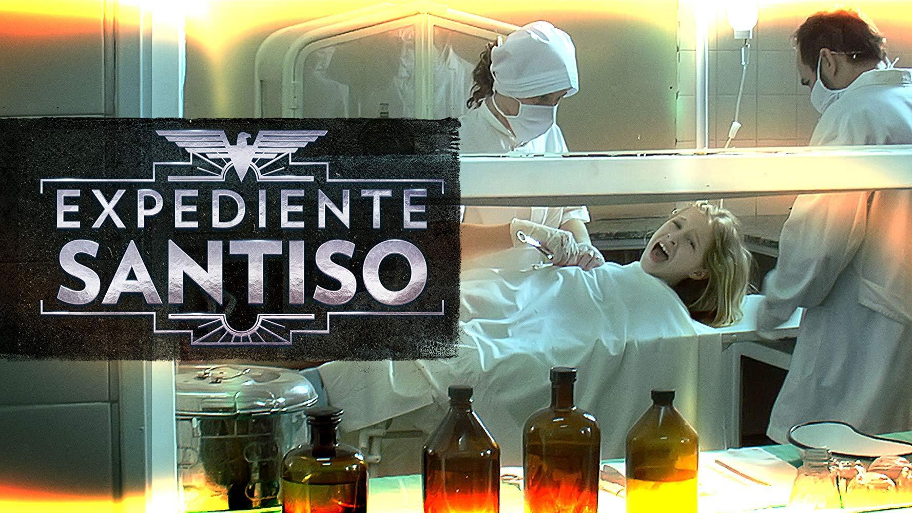 مشاهدة فيلم The Santiso Report 2015 HD مترجم كامل اون لاين