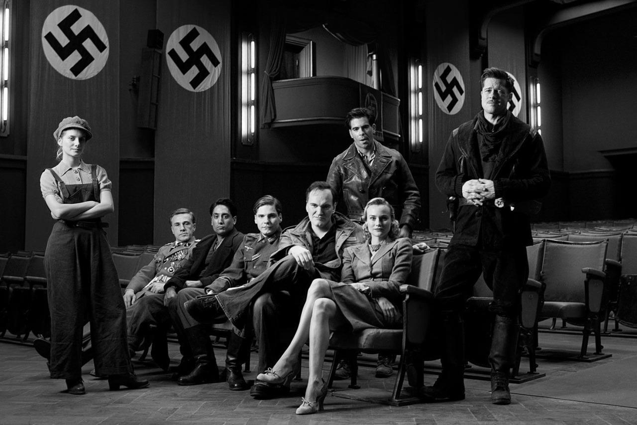 مشاهدة فيلم Inglourious Basterds 2009 HD مترجم كامل اون لاين