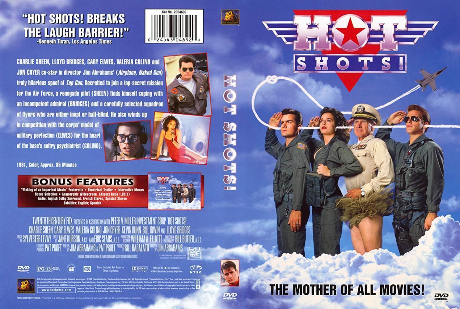 مشاهدة فيلم Hot Shots 1991 HD مترجم كامل اون لاين