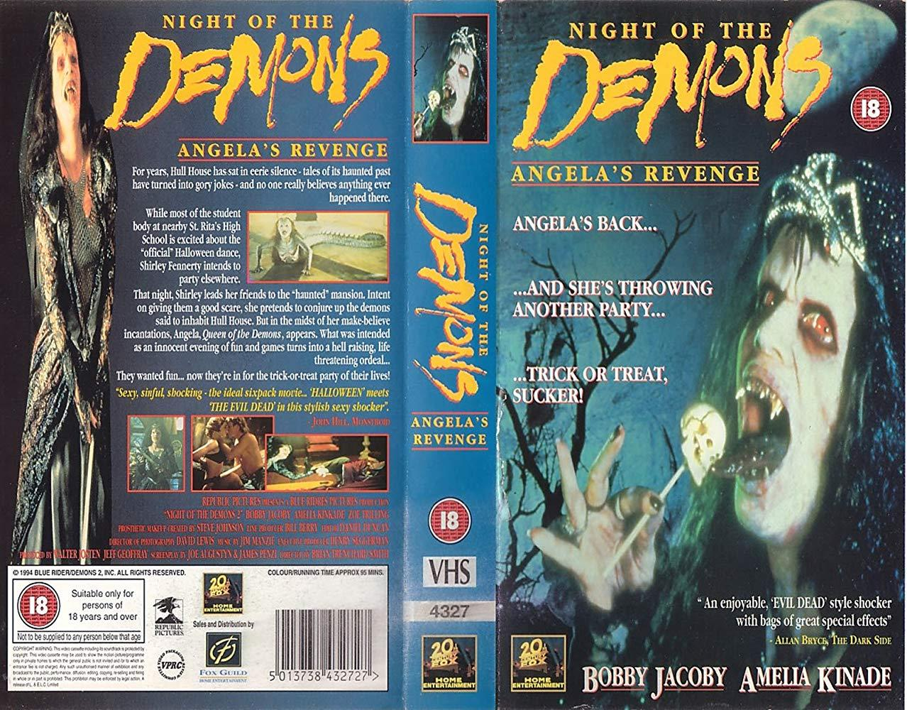 مشاهدة فيلم Night of the Demons 2 1994 HD مترجم كامل اون لاين (للكبار فقط)