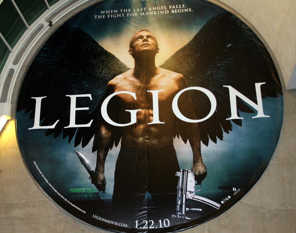 مشاهدة فيلم Legion 2010 HD مترجم كامل اون لاين