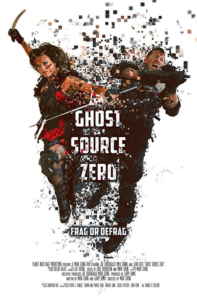 مشاهدة فيلم Ghost Source Zero 2018 HD مترجم كامل اون لاين