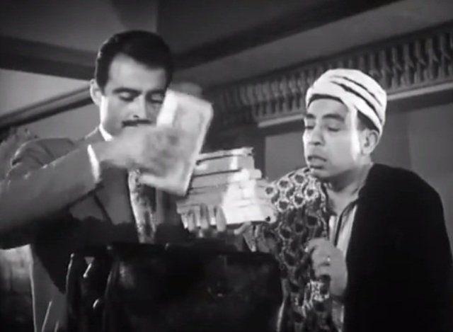 مشاهدة فيلم العتبة الخضراء 1959 DVD يوتيوب اون لاين