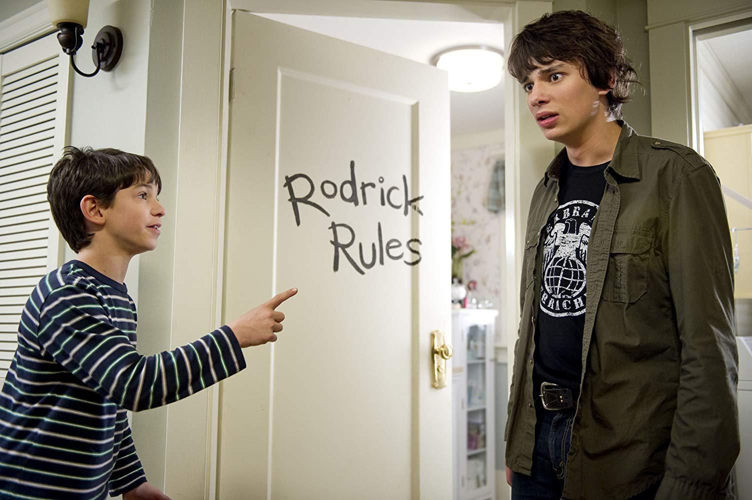 مشاهدة فيلم Diary Of A Wimpy Kid Rodrick Rules 2011 HD مترجم كامل اون لاين