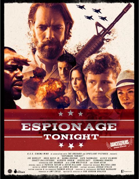 مشاهدة فيلم Espionage Tonight 2017 HD مترجم كامل اون لاين