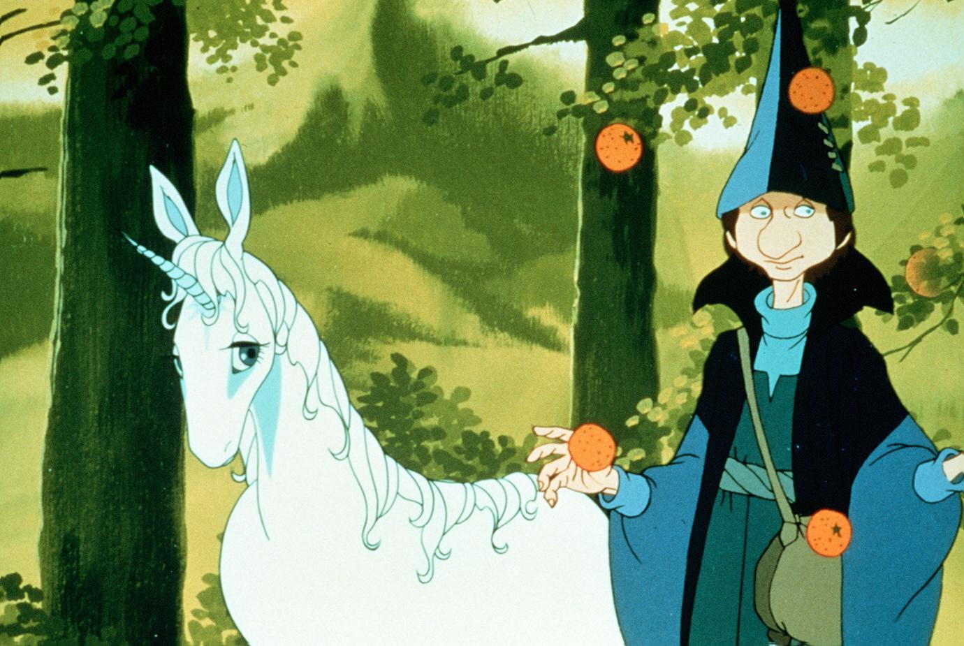 مشاهدة فيلم The Last Unicorn 1982 HD مترجم كامل اون لاين
