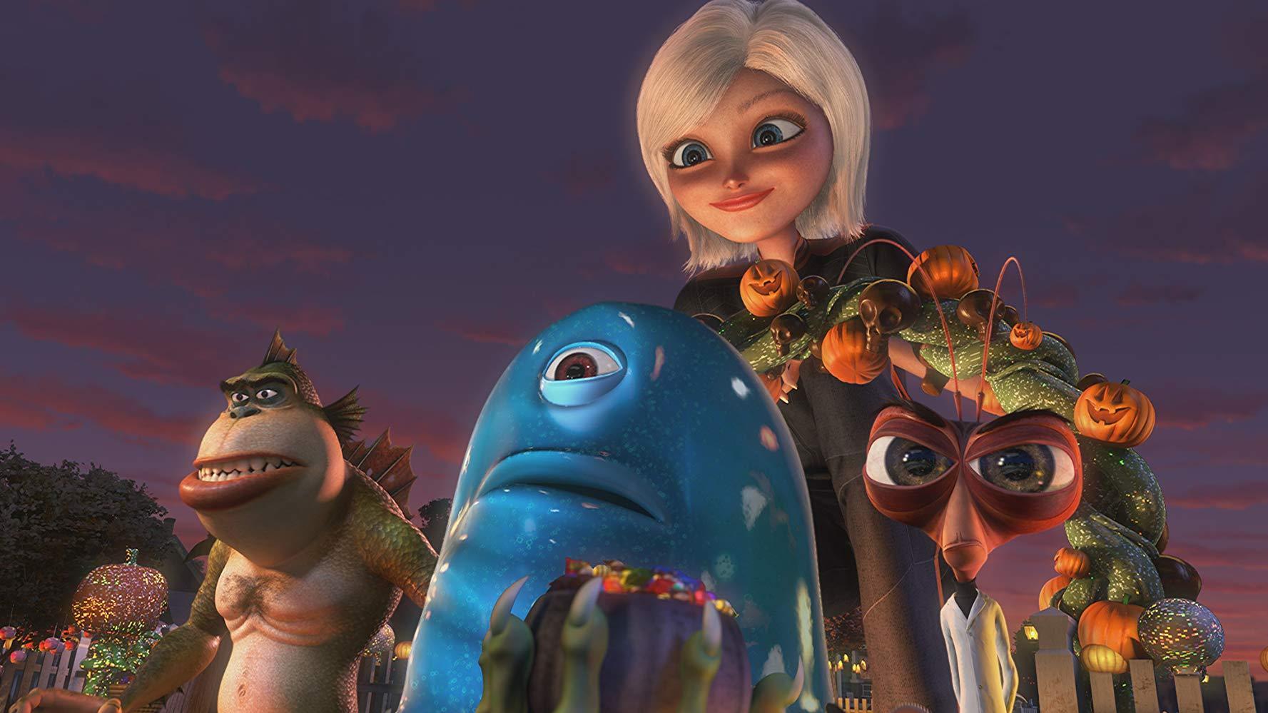 مشاهدة فيلم Monsters Vs Aliens Mutant Pumpkins From Outer Space 2009 HD مترجم كامل اون لاين